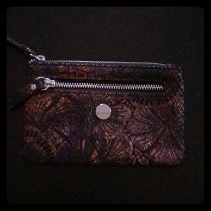 Lodis small wallet with key fob and RFID